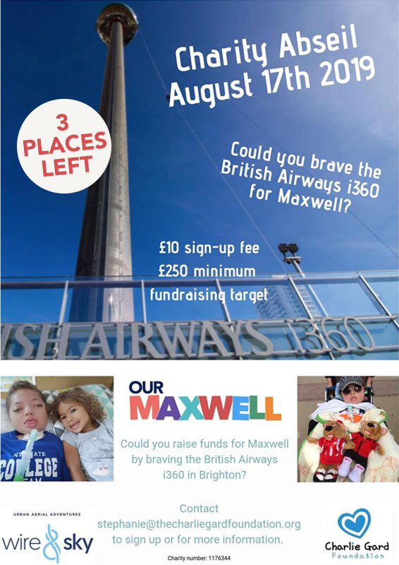 Abseil for Maxwell